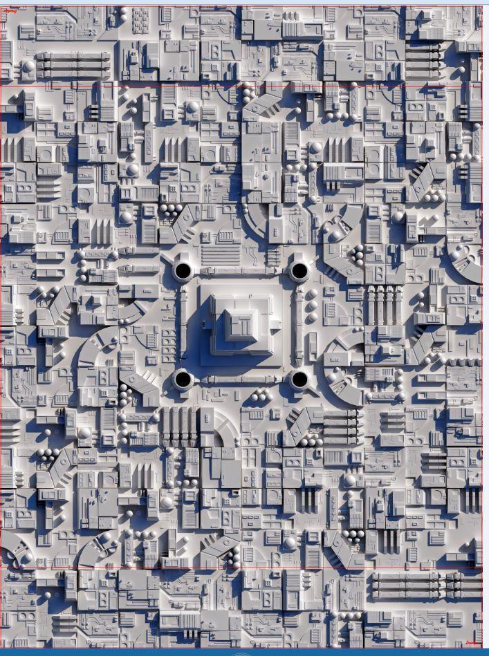 X-wing Armada Armada Armada Halo vinyl playmat sizes in feet 501ea2