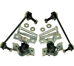 FRONT ANTI ROLL BAR BUSH REPAIR KIT WITH DROP LINKS FOR CITROEN DISPATCH
