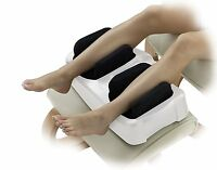 Homedics Fc-100 Dual Shiatsu Leg Foot & Calf Massager Vibration Infrared Heat