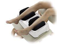 Homedics Fc-100 Dual Shiatsu Leg Foot & Calf Massager Vibration Infrared Heat