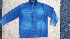 Jacket Country Denim Vintage Ralph Lauren L fwq8IPCE
