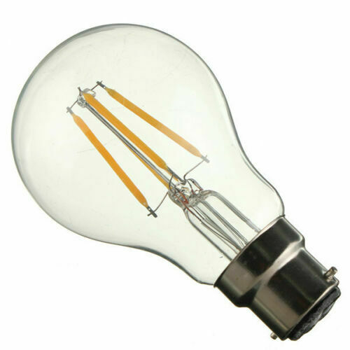 Vintage Industrial Filament Light Bulb LED Lamps Bulbs Squirrel Cage Edison