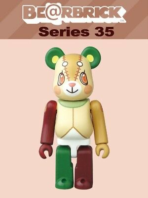Case of 24pcs. Medicom 100/% Be@rbrick Series 35 Full box Bearbrick S35