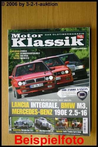 toimitilaa.fi Automobilia Auto & Motorrad: Teile Motor Klassik 7 ...