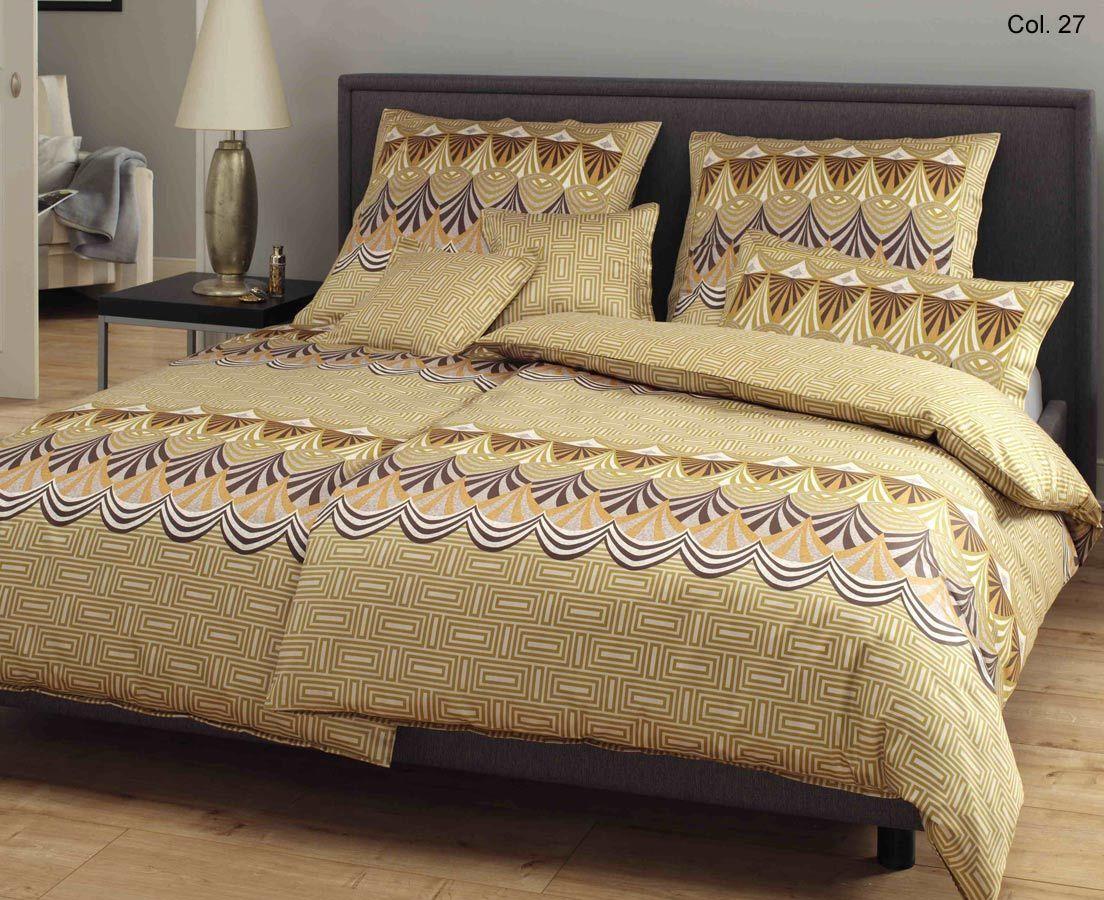 Elegante Comfort-Satin-Bettwäsche Glamour (2086), 135x200cm - Angebot
