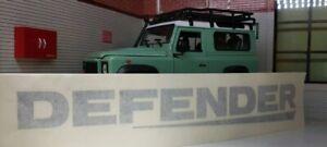 Land Rover Defender Heater HVAC Temperature Decal Graphic OEM Genuine Factory