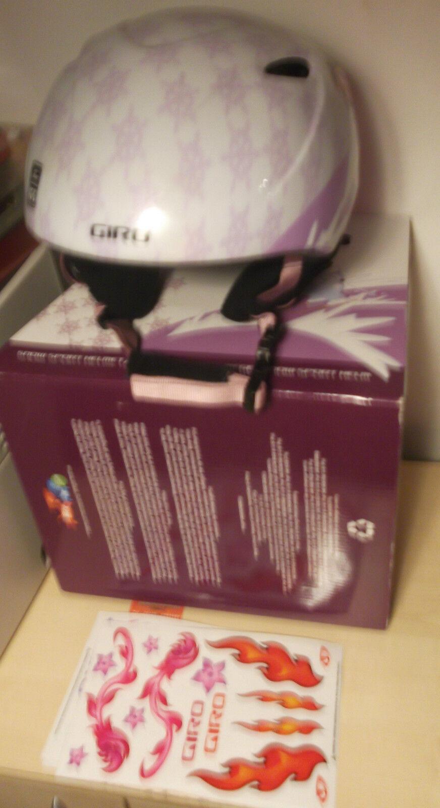 Giro Slingshot Skihelm DORA XS S 49 - 52 cm eine Saison getragen in OVP