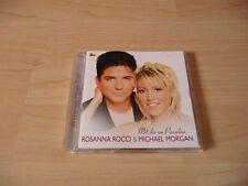 Doppel CD Rosanna Rocci & Michael Morgan - Mit Dir im Paradies - 30 Songs NEU/OV