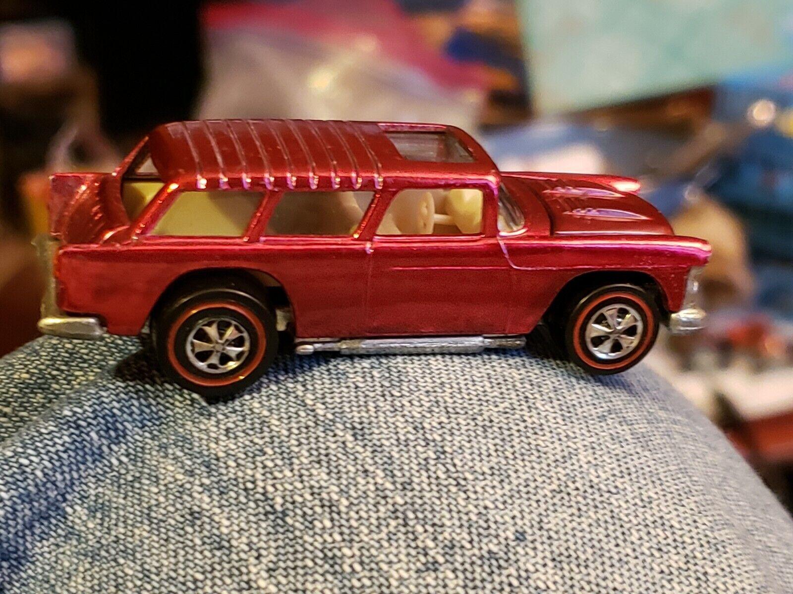 Original Hot Wheels Redline 1969 Classic Nomad