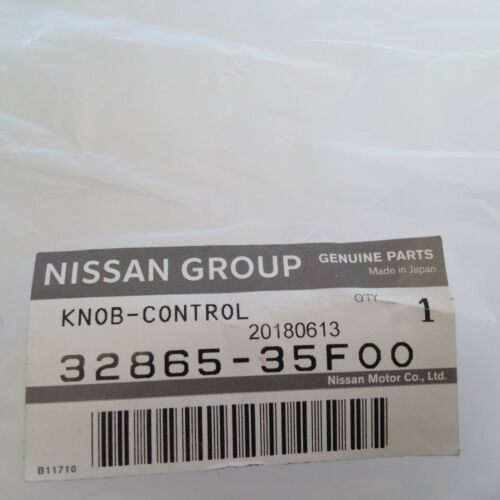 NEW GENUINE1989-1998 Nissan 240SX S13 S14  5-Speed Manual Shift Knob 32865-35F00
