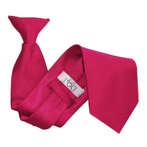 DQT Satin Plain Solid Gold Classic Slim Skinny Tie Hanky Cufflinks