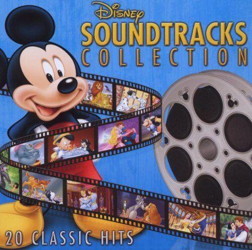 1 of 1 - Various Disney - Disney Soundtracks - Various Disney CD 6CVG The Cheap Fast Free
