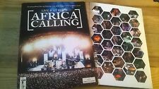 DVD Musik Live 8 At Eden : Africa Calling 2Disc (30 Song + Doku) REAL WORLD