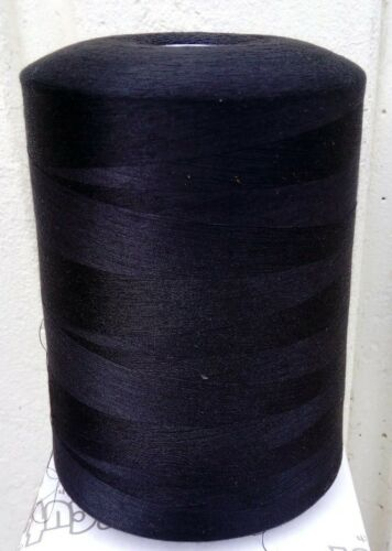 BIG CONE Sewing,bobbin thread 40000M white//black