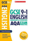 English Language and Literature Exam Practice Book for AQA by Richard Durant (Paperback, 2017)