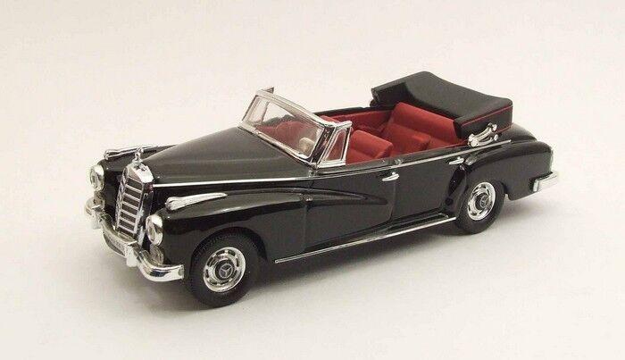 Rio 4341 - Mercedes 300 Benz D noire - 1958    1/43