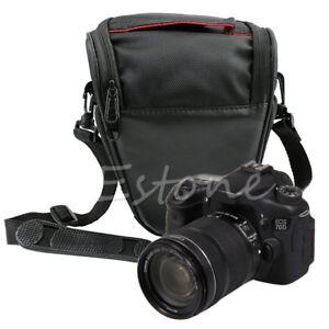 Camera Case Bag For Canon Rebel T3 T3i T4i T5i EOS 1100D 700D 650D 70D 60D DSLR