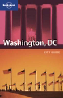 1 of 1 - Blond, Becca, Anderson, Aaron, Washington DC (Lonely Planet City Guides), Very G