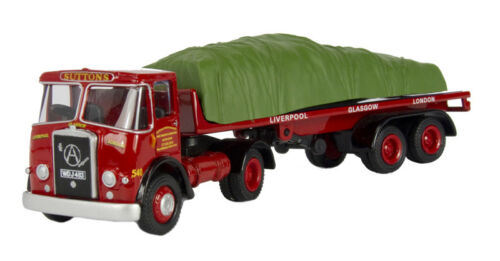 EFE 19305 00 SCALE Atkinson Articulated Flatbed Lorry Suttons Sons