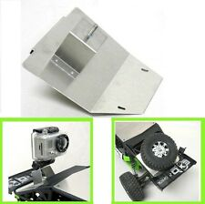 Aluminum Axial EXO Terra Buggy Spare Tire Carrier / GoPro Camera Mount
