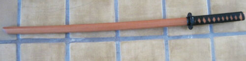 Hand Carved Heavy Wood Japanese Bokken Kendo Katana Practice Sword Martial Arts