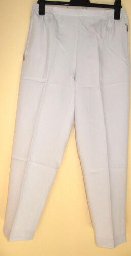 XXL Nice Fashion Damen Hose Schlupfhose beige oder kariert Gr XXXL M XL L