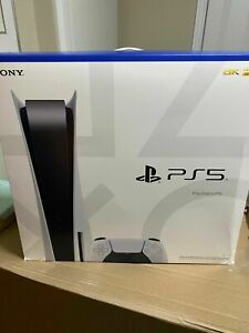 RESTOCK SALE! SONY PLAYSTATION 5 PS5 DISC BLU RAY CONSOLE - ALMOST SOLD OUT!