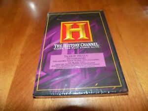 TALES-OF-THE-GUN-The-Gunslingers-Outlaw-Gunslinger-History-Channel-RARE-DVD-NEW