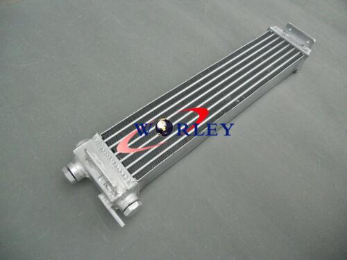New aluminum oil cooler Mazda RX-7 RX7 FC3S S4 S5 13B 1986-1992 87 88 89 90 91