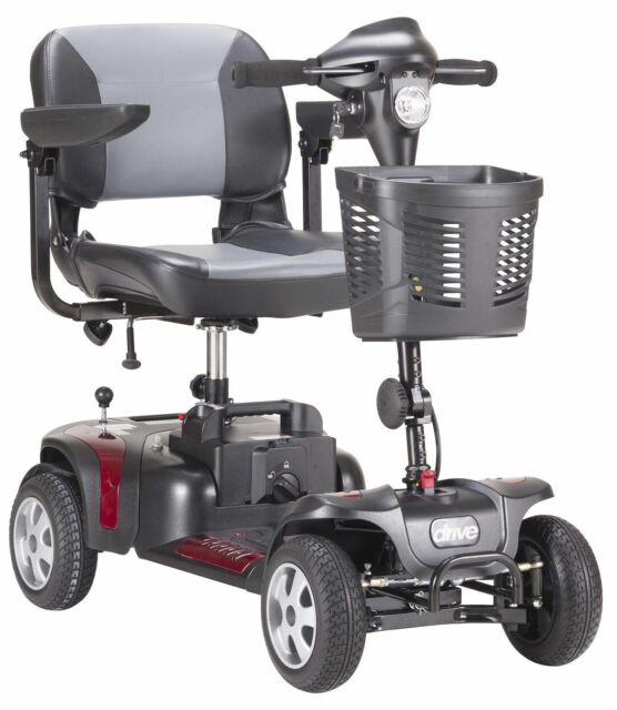 Image result for Drive Medical Phoenixhd4 Heavy Duty Phoenix 4-Wheel Scooter