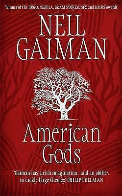 1 of 1 - AMERICAN GODS., Gainman, Neil., Used; Very Good Book