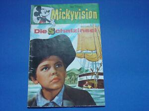 Mickyvision-Nr-2-die-Schatzinsel-Walt-Disney-Comic-Heft-Ehapa-Verlag-1963-top