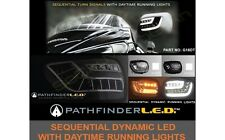 G18DTS Dynamic-Sequential LED Front Indicators Lights with DRT GL1800 Goldwing