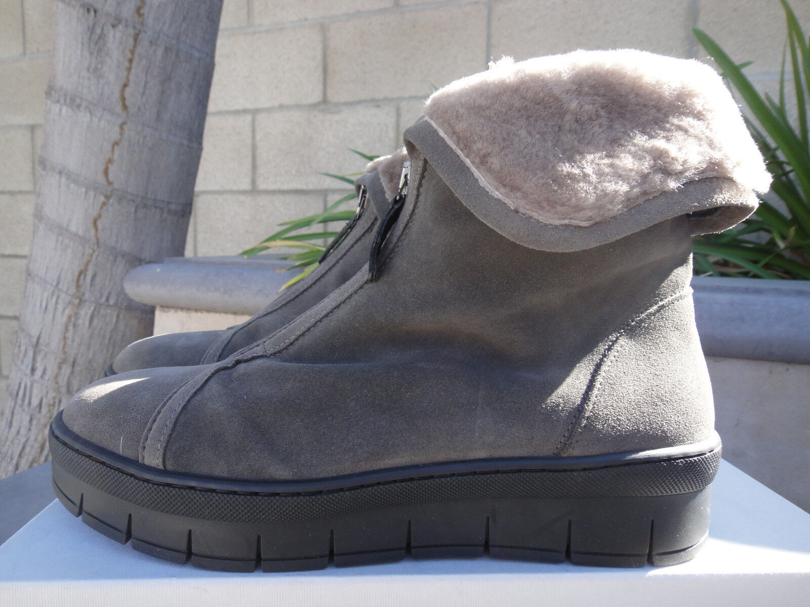 lo stile classico Cordani PHILLIPS G16108 G16108 G16108 Suede Ankle avvio avvioie, Donna  Sz EUR38, MSRP  380  vendite calde