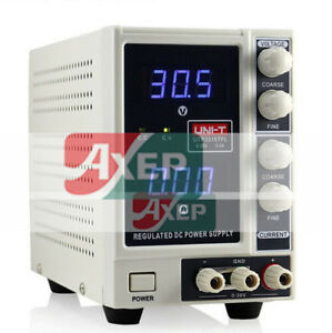 UTP3315TFL-DC-Power-Supply-Constant-Voltage-Current-Function-30V-5A