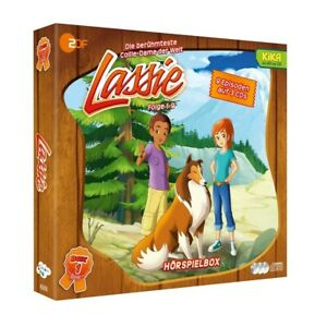 LASSIE-LASSIE-HORSPIEL-BOX-1-3-CD-NEW