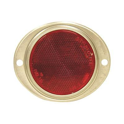 BicycIe WheeI Round RefIector Red//Orange Wheel Reflector Set 210202