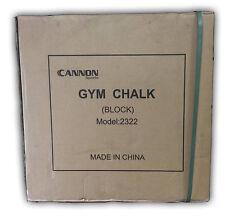 Magnesium Carbonate Gym Chalk (Case of 36 Boxes)