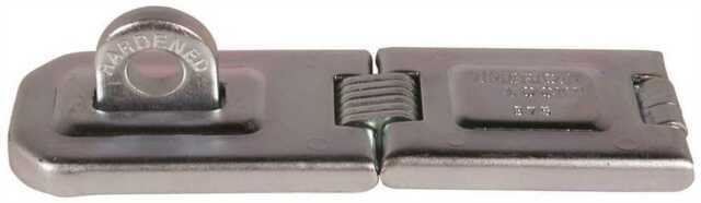 Master Lock Hasp Safety Stl Single 6.25In A875D