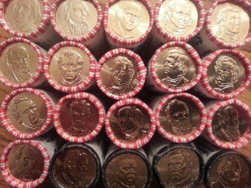 Full 39 Coin Set Philadelphia Mint 2007 P THROUGH 2016 P Presidential Dollars