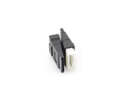 SATA 15-Pin Female to Molex 4-Pin Male Adapter PC-AD02