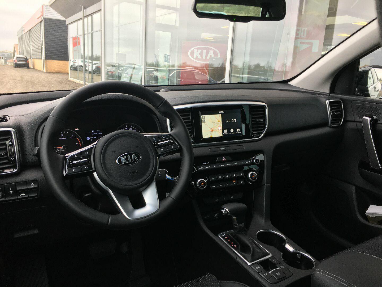 Kia Sportage 1,6 CRDi MHEV Comfort Edition DCT - billede 9