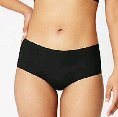 MARKS /& SPENCER NUDE ULTIMATE NO VPL HIGH RISE SHORT STYLE KNICKERS UK SIZE 14