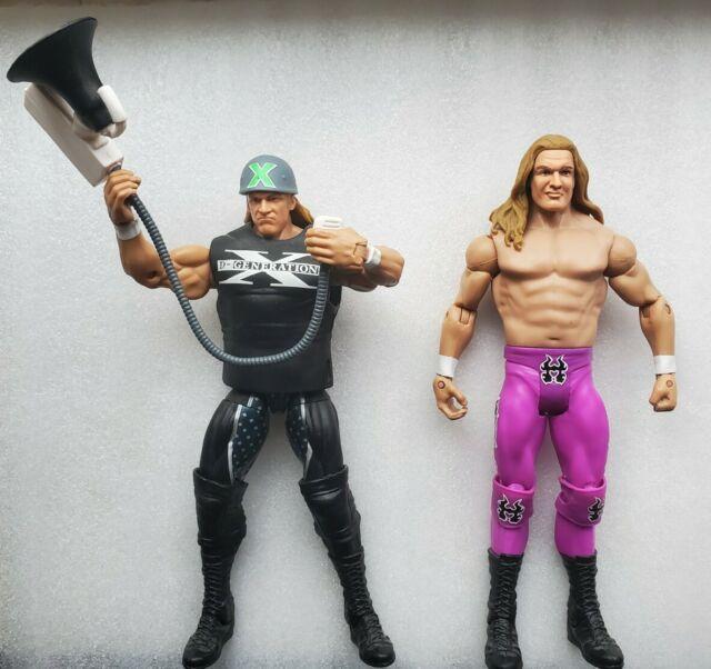 Legends Of Professional Wrestling Figure LOT wwe//wwf//wcw//ecw Brand New In Box