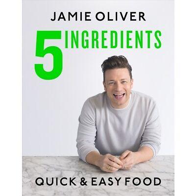 New 5 Ingredients - Quick & Easy Food By Jamie Oliver