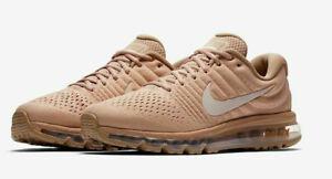 Nike-Air-Max-2017-Turnschuhe-UK-6-EU-40-Gym-Running-849559-201-beige-90-95-97