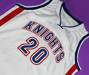 ee378e7bf Image is loading STEPHEN-CURRY-CHARLOTTE-CHRISTIAN-HIGH-SCHOOL-KNIGHTS- JERSEY-