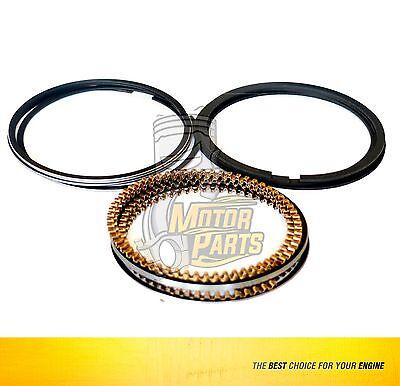 Piston /& Ring For Chevrolet GMC Hummer Blazer C1500 6.5 L OHV # PR060 SIZE 040