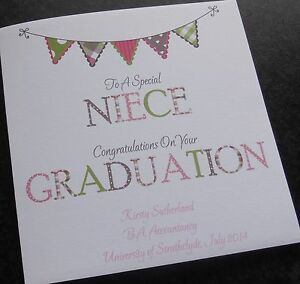 image is loading personalised congratulations on your graduation card gr2