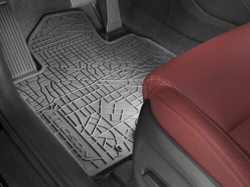 D7131ADE10 Genuine Hyundai New Tucson Black Rubber Floor Mats